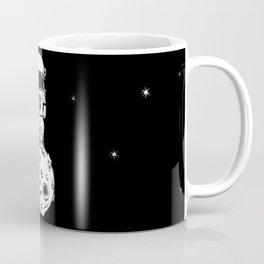 rolling in space Coffee Mug
