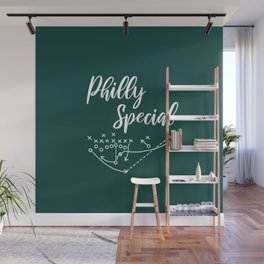 Philly Special Wall Mural