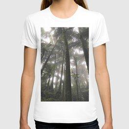 Tropical Jungle - Palm Trees T-shirt