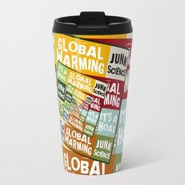 Global Warming Fraud Travel Mug