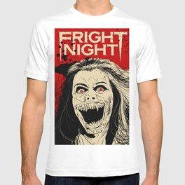 Fright Night Movie, woman Vampire T-shirt