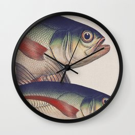 Fish Classic Designs 5 Wall Clock