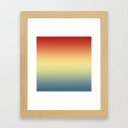 Aega Framed Art Print