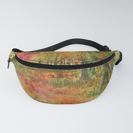 Autumn Woodlands Fanny Pack