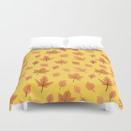 Hi Autumn Duvet Cover