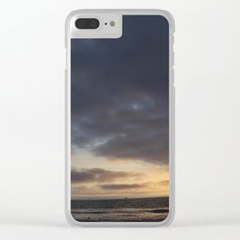 Socal's finest Clear iPhone Case