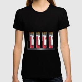 Blood Group Samples T-shirt