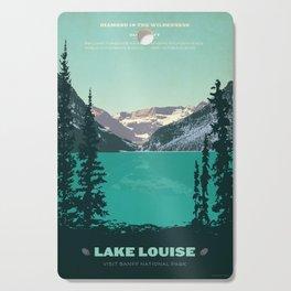 Lake Louise Cutting Board