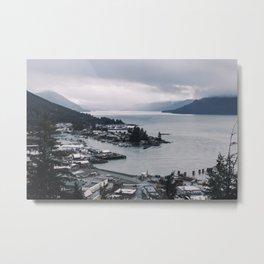 Wrangell, Alaska Metal Print