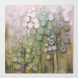 The Orb Garden Canvas Print