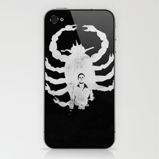 Real human being, and a real hero iPhone & iPod Skin