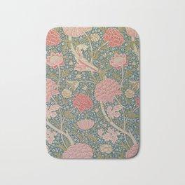 William Morris Cray Pattern Bath Mat