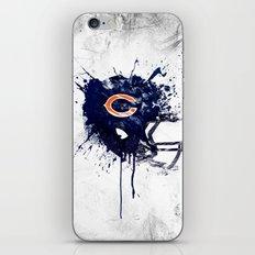 Bear Down iPhone & iPod Skin