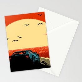 Ibiza Sunset Chillout Stationery Cards
