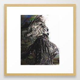 Hellish Noseybonk Framed Art Print