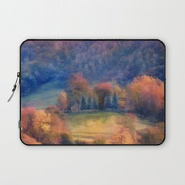 Fall landscape Laptop Sleeve