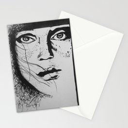 Freckle Face Stationery Cards