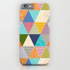 seaview beauty triangles iPhone 6s Slim Case