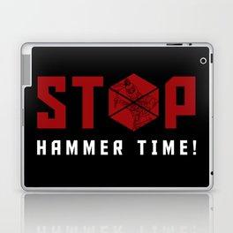 Stop. Hammer Time! Laptop & iPad Skin