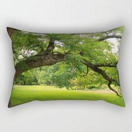 Gnarled Rectangular Pillow
