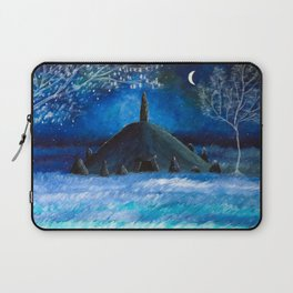 The Lonely Barrow Laptop Sleeve