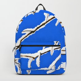 Boughs of Snow Backpack