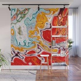 Marbled XV Wall Mural