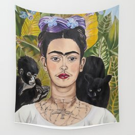 Permanent Wall Tapestry