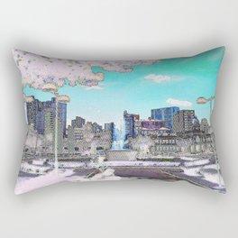 Station Rectangular Pillow