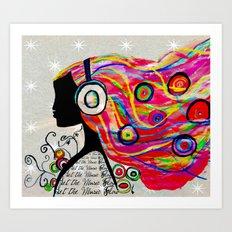 LTMF No.1 Art Print