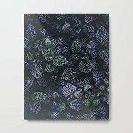 Leaves 2 by Annie Spratt Metal Print
