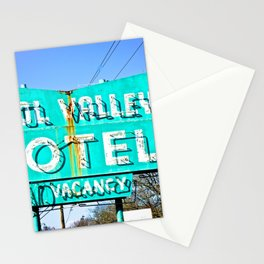 Cool Valley Stationery Cards