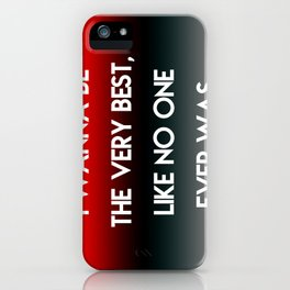 Very Best iPhone Case