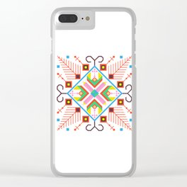 Roots of Bulgaria Clear iPhone Case