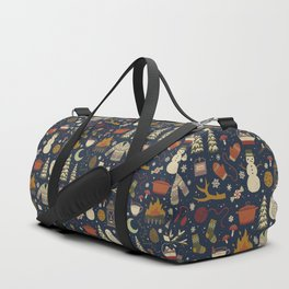 Winter Nights Duffle Bag