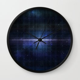 itur ad astra Wall Clock