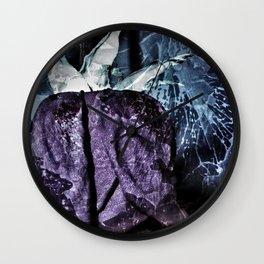 Love Song - Midnight Velvet (Grey) 0351B Wall Clock