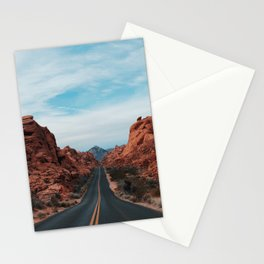 Valley of Fire Stationery Cards