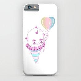 Kewpie Cotton Candy Clown iPhone Case