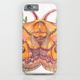 Hawk Moth iPhone Case