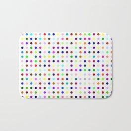 Big Hirst Polka Dot Bath Mat
