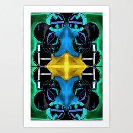 十 (Shí) Art Print