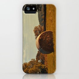 oh hay iPhone Case