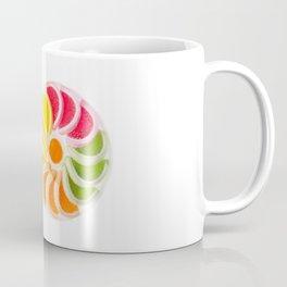 Plenty multicolored chewy gumdrops Coffee Mug