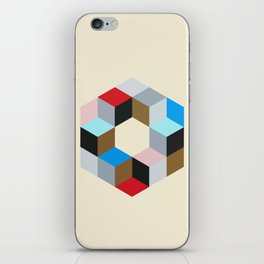 Hex iPhone Skin