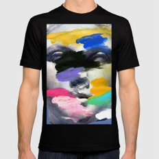Composition 498 Mens Fitted Tee MEDIUM Black