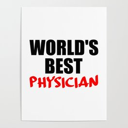 worlds best doctor Poster