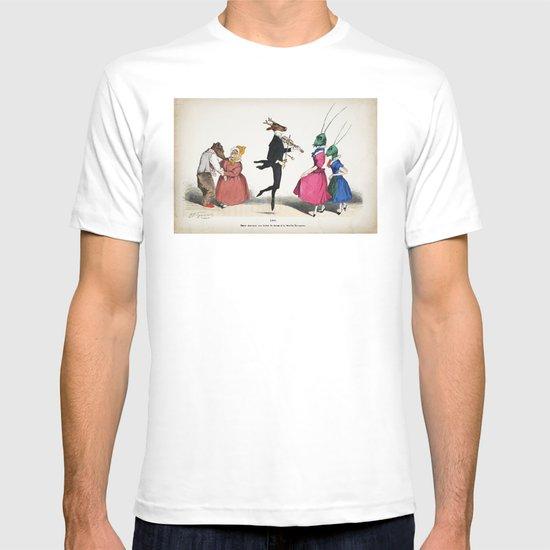 Fiddler  T-shirt