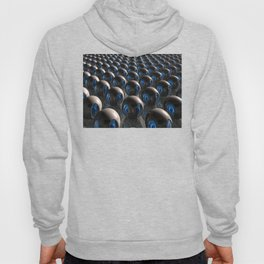 Alien Invasion At Dawn Hoody