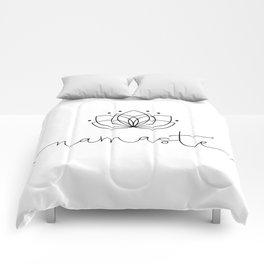 Namaste Comforters